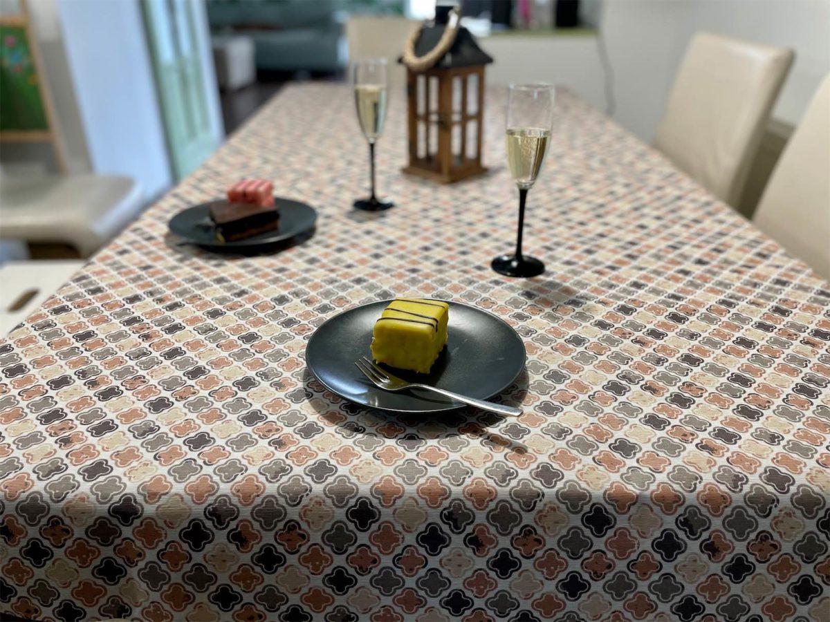 Bali asztalterítő